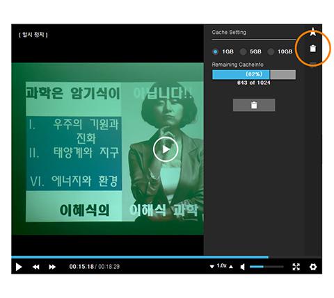 검정고시 합격 동영상 검패스 플레이어 캐쉬